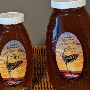 Golden Pure Honey From Berkshire Hills