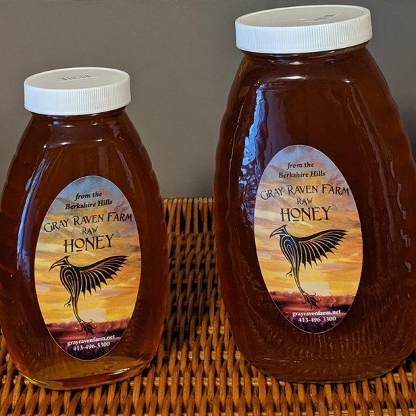 Pure Raw Honey, Pure Honey, Pure Raw Honey Berkshires