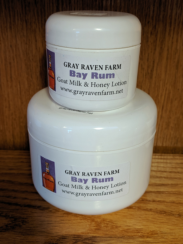 Bay Rum Goat Milk & Honey Lotion, Goat Milk & Honey Lotion, Goat Milk & Honey Lotions Berkshires, Goat Milk & Honey Lotion Berkshires