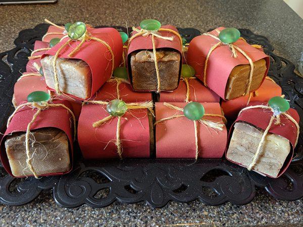Dragon's Blood Handmade Goat Milk & Honey Soaps, Handmade Soaps, Goat Milk & Honey Soaps Berkshires, Handmade Soaps Berkshires