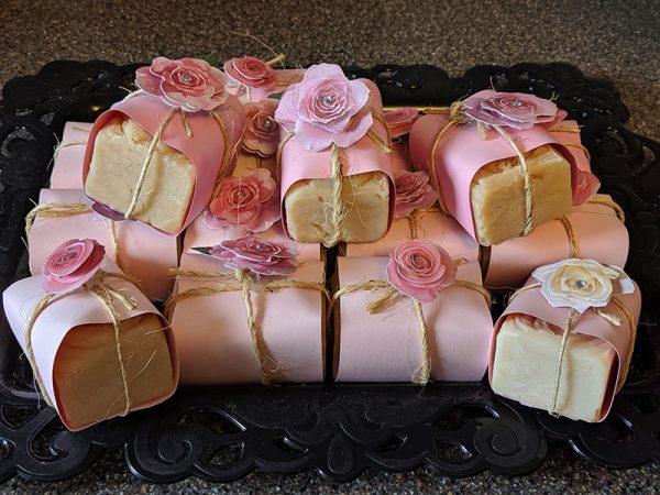 English Rose Handmade Goat Milk & Honey Soaps, Handmade Soaps, Goat Milk & Honey Soaps Berkshires, Handmade Soaps Berkshires