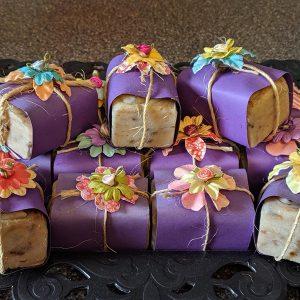 Lavender Goat Milk & Honey Soap