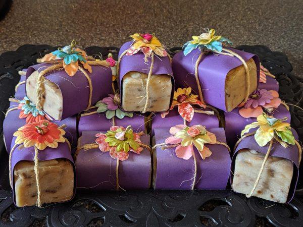 Lavender Handmade Goat Milk & Honey Soaps, Handmade Soaps, Goat Milk & Honey Soaps Berkshires, Handmade Soaps Berkshires