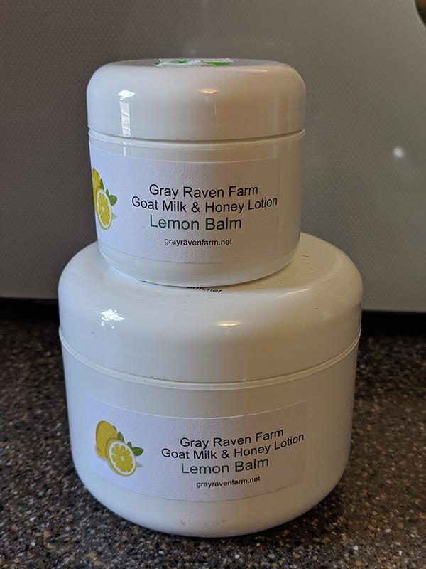 Lemon Balm Goat Milk & Honey Lotion, Goat Milk & Honey Lotion, Goat Milk & Honey Lotions Berkshires, Goat Milk & Honey Lotion Berkshires