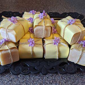 Lemon Balm Goat Milk & Honey Soap