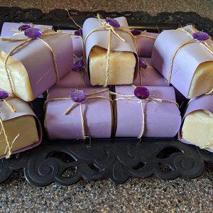 Lilac Goat Milk & Honey Soap