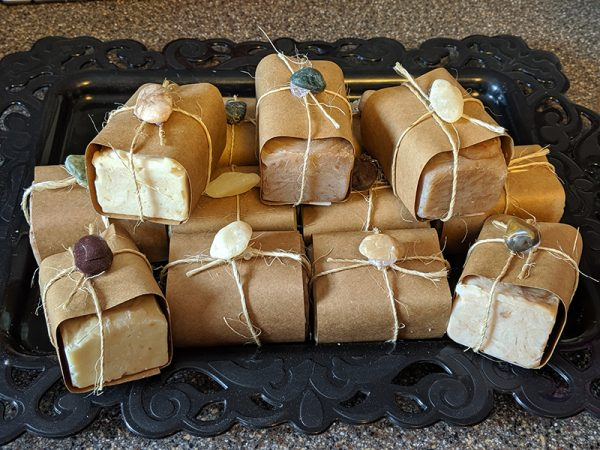 Oatmeal Honey Handmade Goat Milk & Honey Soaps, Handmade Soaps, Goat Milk & Honey Soaps Berkshires, Handmade Soaps Berkshires