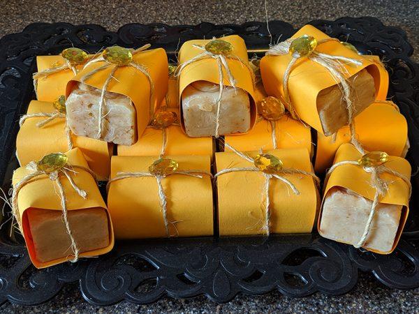 Orange Peel Handmade Goat Milk & Honey Soaps, Handmade Soaps, Goat Milk & Honey Soaps Berkshires, Handmade Soaps Berkshires