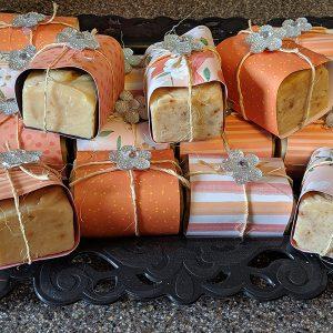 Orange Thyme Goat Milk & Honey Soap