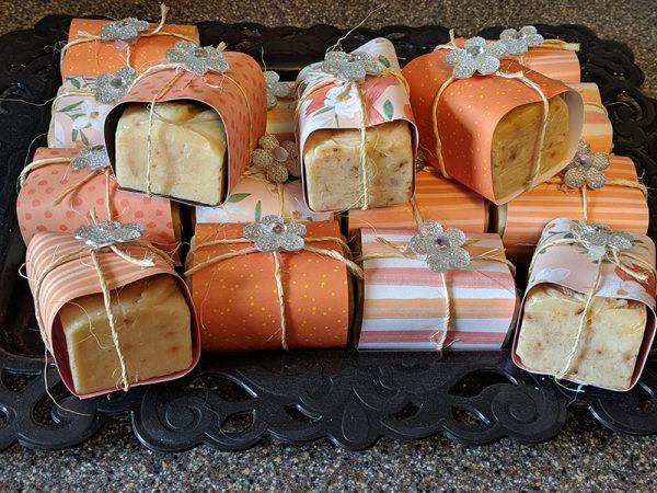 Orange Thyme Handmade Goat Milk & Honey Soaps, Handmade Soaps, Goat Milk & Honey Soaps Berkshires, Handmade Soaps Berkshires