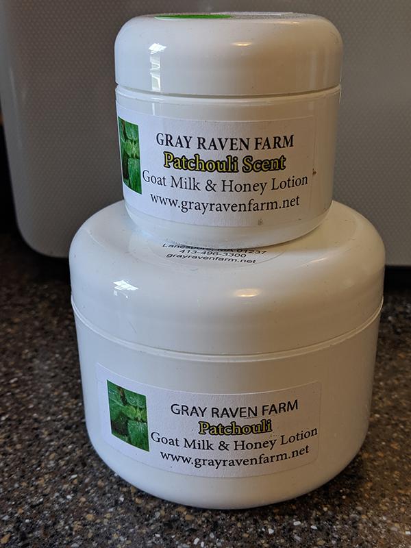 Patchouli Scent Goat Milk & Honey Lotion, Goat Milk & Honey Lotion, Goat Milk & Honey Lotions Berkshires, Goat Milk & Honey Lotion Berkshires