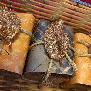 Autumn Spice Goat Milk & Honey Soap