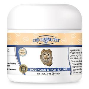 CBD Dog Nose & Paw Salve
