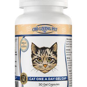 CBD Cat Gel Capsules