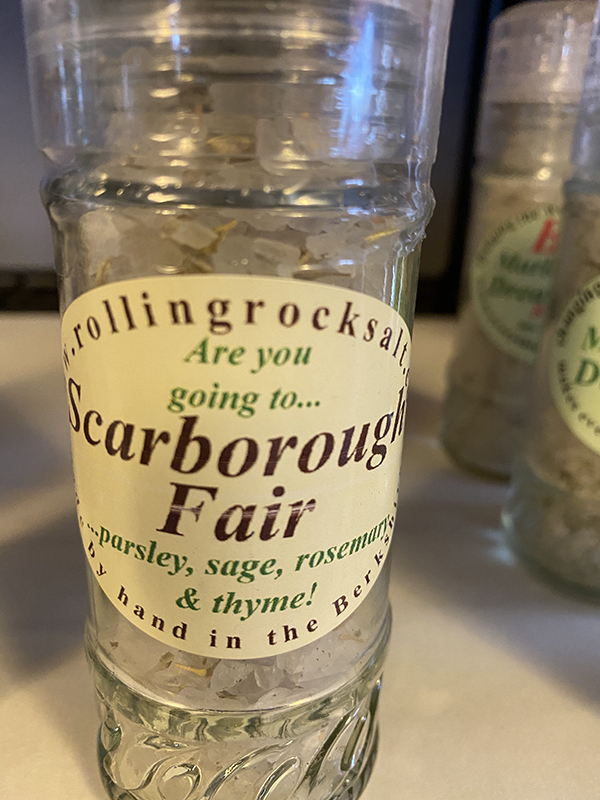 Rolling Rock Farm Infused Sea Salts, Spices and Blends